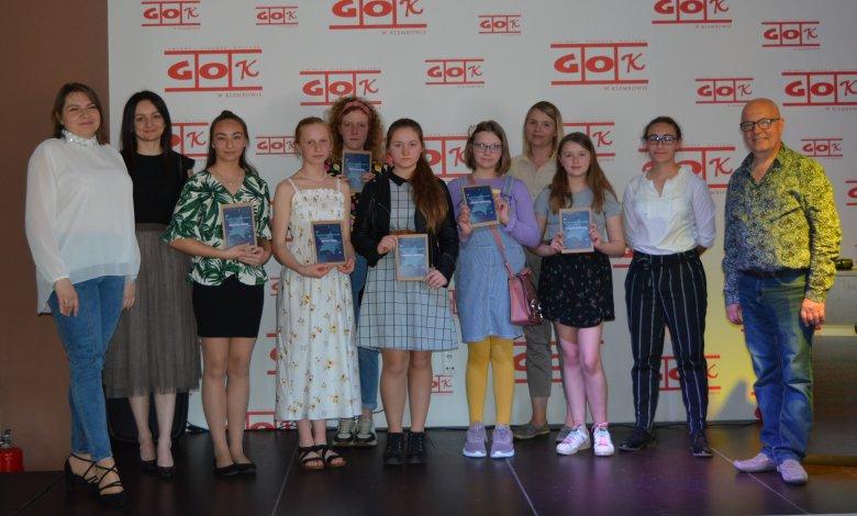 Zdjęcie uczestników konkursu