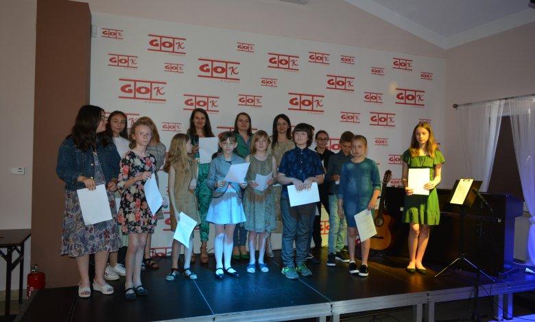 X Powiatowy Festiwal Piosenki Dziecięcej i Młodzieżowej
