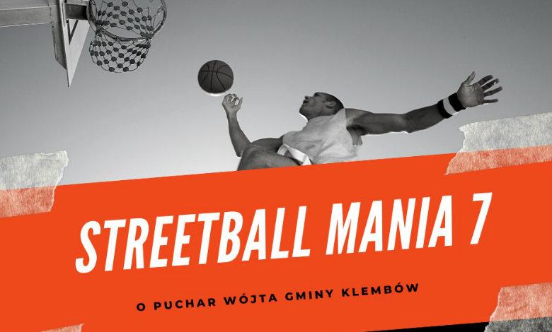 Streetball MANIA znowu zagościła w Ostrówku!
